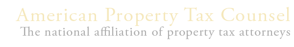 american property tax counsel | national affliction of property tax attorneys